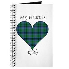 Heart - Keith Journal