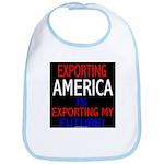 Exporting America is exporting my Future! Bib