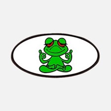 Frog Lotus Patches