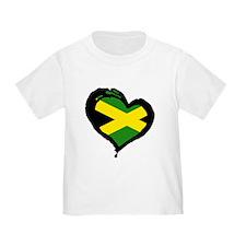 Jamaica One Heart T