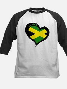 Jamaica One Heart Tee