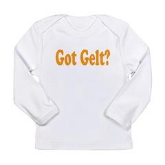 Got Gelt Long Sleeve Infant T-Shirt