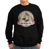 Marching band drum major Sweatshirt (dark)