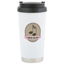 Drum Major gift Travel Mug