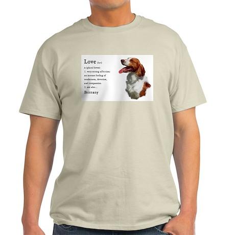 American Brittany Spaniel Light T-Shirt
