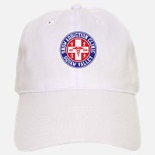 Squaw Valley Snow Addiction Clinic Baseball Baseball Cap