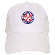 Squaw Valley Snow Addiction Clinic Baseball Cap