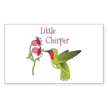 Little Chirper Sticker