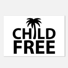 Childfree Postcards (Package of 8)