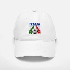 Italia Campione Del Mondo Baseball Baseball Cap