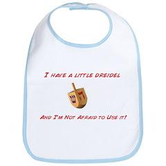 I Have a Little Dreidel Bib