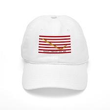 Official Tea Party Flag Baseball Baseball Cap