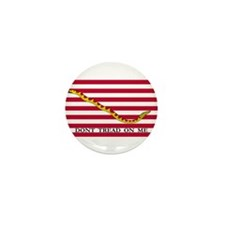 Official Tea Party Flag Mini Button (10 pack)