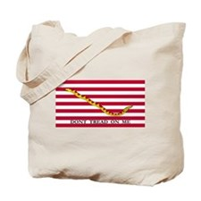 Official Tea Party Flag Tote Bag