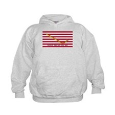 Official Tea Party Flag Hoodie
