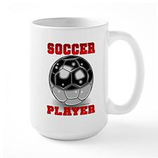 Soccer - Soccer Player Mug