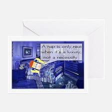 Nap Comic Strip Greeting Cards (Pk of 10)