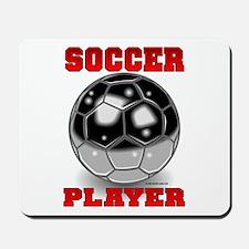 Soccer - Soccer Player Mousepad