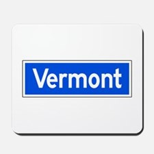 Vermont Ave., Los Angeles - USA Mousepad