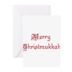 merrychristmukkah1.png Greeting Cards
