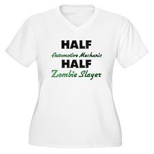 Half Automotive Mechanic Half Zombie Slayer Plus S