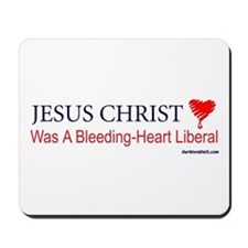 Mousepad: Bleeding Heart
