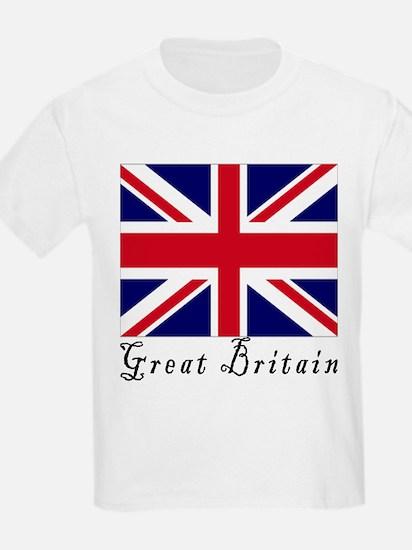 Great Britain Kids T-Shirt