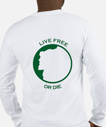 Live Free Long Sleeve T-Shirt