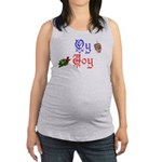 oyjoy.png Maternity Tank Top