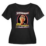 Freedom Silence Plus Size T-Shirt