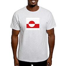 Greenland Ash Grey T-Shirt