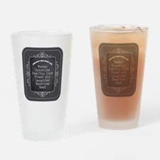 The Best Doctor Drinking Glass