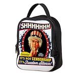 Freedom Silence Neoprene Lunch Bag