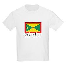 Grenada Kids T-Shirt