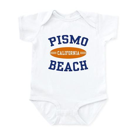 Pismo Beach California Infant Bodysuit