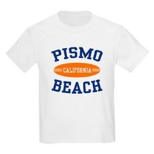 Pismo Beach California Kids T-Shirt