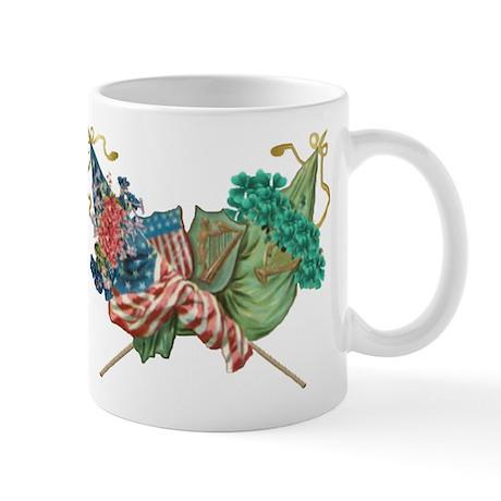 Irish American Unity Mug