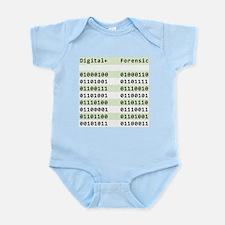 Digital+ Forensic Infant Bodysuit