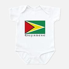 Guyana Infant Bodysuit