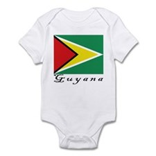 Guyana Infant Bodysuit