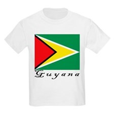 Guyana Kids T-Shirt