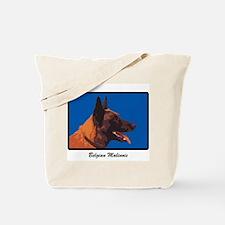 Malinois Box Tote Bag