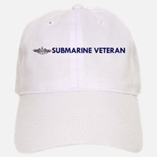 Submarine Veteran Dolphins Baseball Baseball Cap