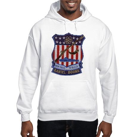 Daniel Boone SSBN 629 Hooded Sweatshirt