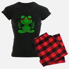 Frog Lotus Pajamas