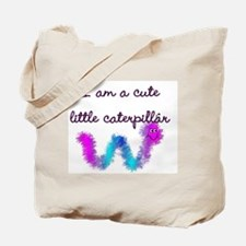Little Caterpillar Tote Bag