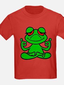 Frog Lotus T-Shirt
