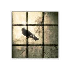 "The Window Square Sticker 3"" x 3"""