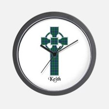 Cross - Keith Wall Clock