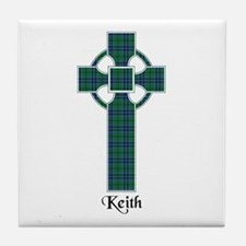 Cross - Keith Tile Coaster
